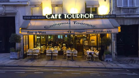 Café Tournon, Paris