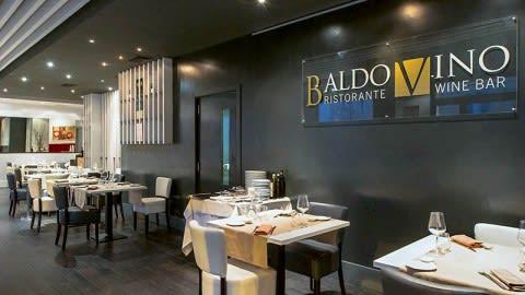 Baldovino Ristorante Wine Bar, Rome