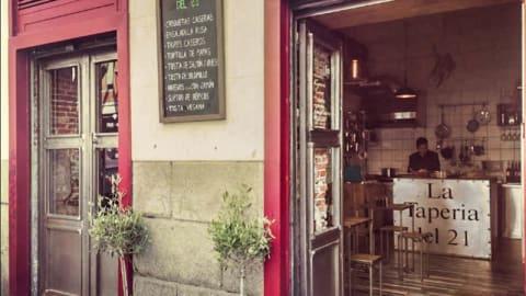 La Tapería del 21, Madrid