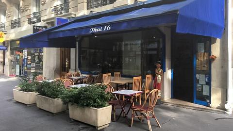 Thaï 16, Paris
