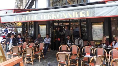 La Belle Ferronnière, Paris