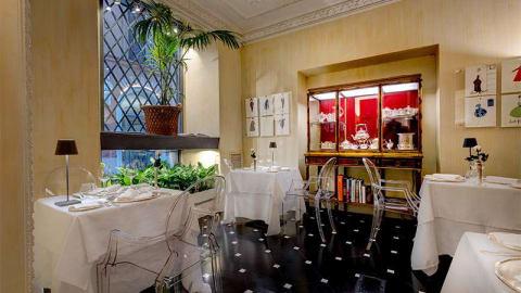 Sorelle Fontana Restaurant, Rome
