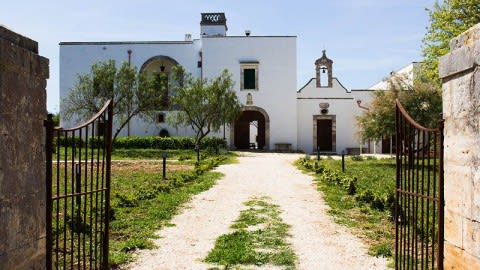 Masseria Orlandi, Turi