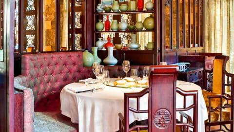Tse Yang - Hotel Villa Magna, Madrid