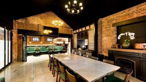 Moda Restaurant, Brisbane