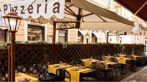 La Bruschetta e..., Rome