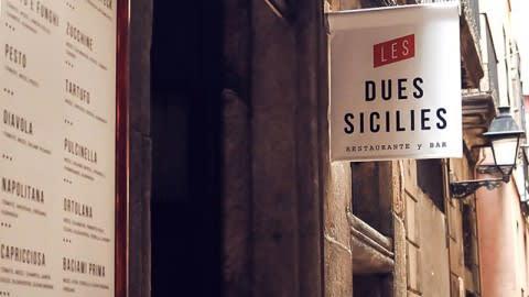 Les Dues Sicílies, Barcelona