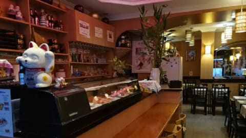 Eishin Sushi, Paris