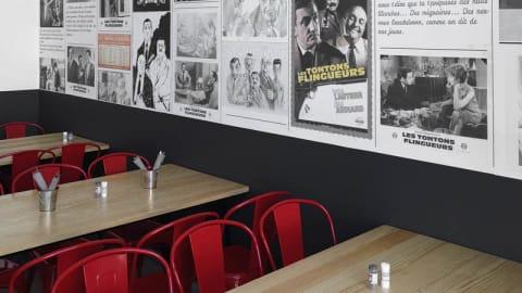 Les Tontons Burgers Charpennes, Villeurbanne