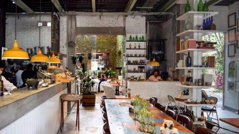 Café Toscano (San Ángel), Mexico City