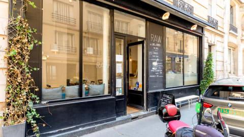 Raw St Germain, Paris