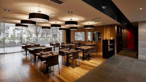 Ladera Restaurant (Hotel Ladera), Santiago de Chile