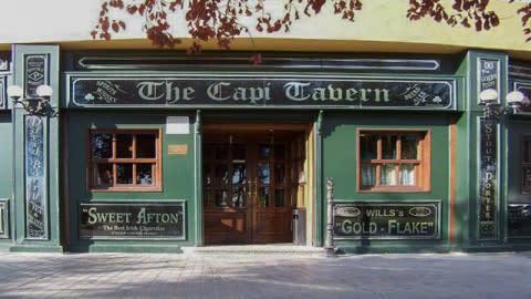 Capi tavern, Villanueva De La Cañada