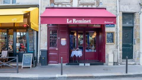 Le Reminet, Paris