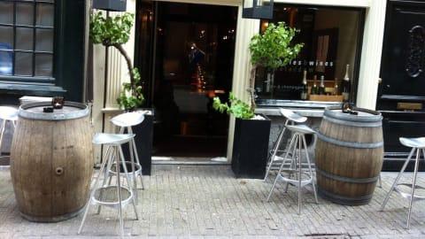 Wijnbar Bubbles & Wines, Amsterdam