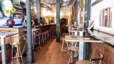 Kyiv Café Racer - Cava Baja, Madrid