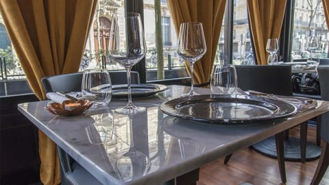 Restaurant Khajuraho Fine Dine and bar, Paris