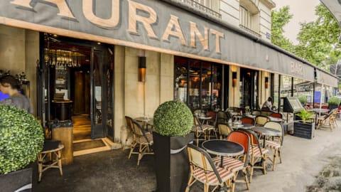 Carmine Café, Paris