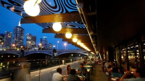 Sake Restaurant & Bar Hamer Hall, Melbourne