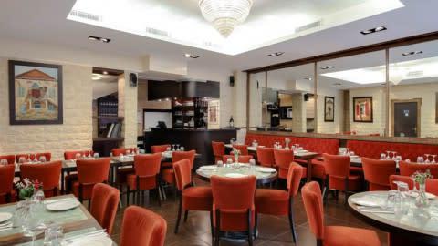 Restaurant Libanais Ugarit, Paris