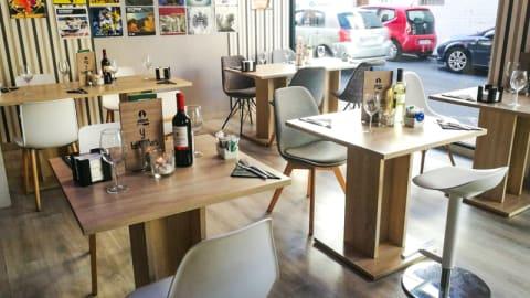 Passion Café, El Tablero
