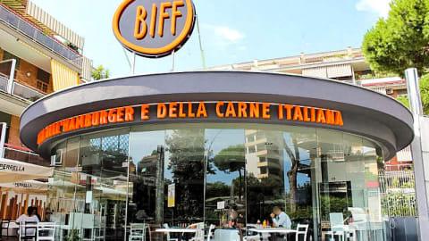 Biff, Rome