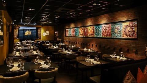 Indiaas Restaurant Mayur, Amsterdam