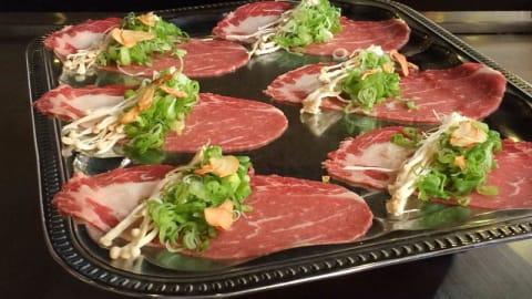Tanuki Sushi & Asian Cuisine, Oss