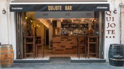 El Quijote, Sevilla
