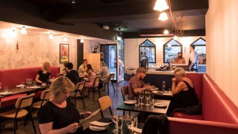 Bar Saracen, Melbourne