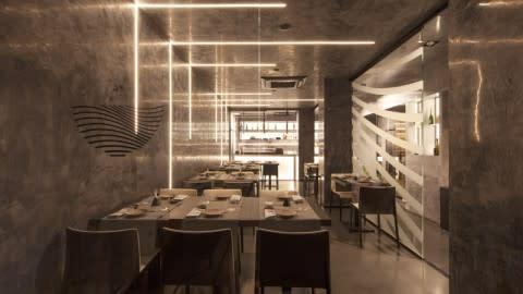Omu Restaurant, Naples