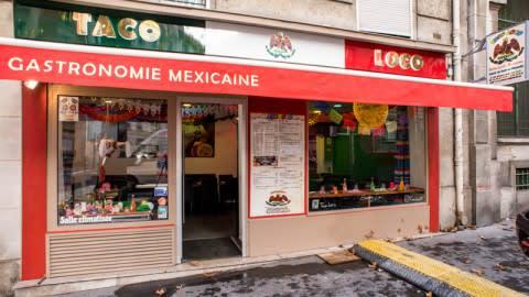 Taco Loco, Paris