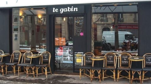 Le Gabin, Paris