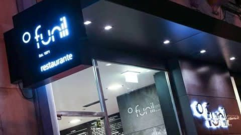 O Funil, Lisbon