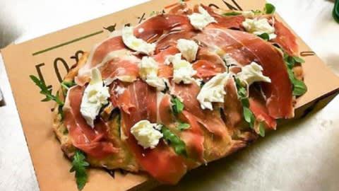Foodisfaction via Sicilia, Rome