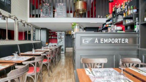 Ô'Cocher     Table é Burger, Paris