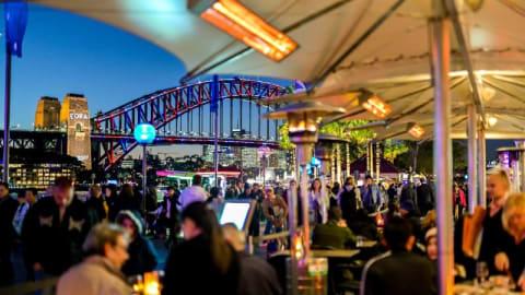 Searock Grill, Sydney