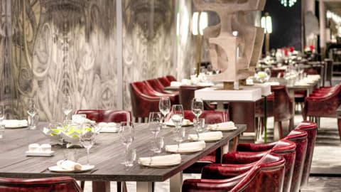 Universo Gastro - Hotel NH Collection Eurobuilding, Madrid