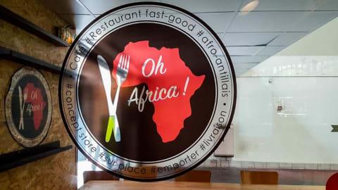 Oh Africa Paradis, Paris
