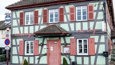 Auberge du Cerf, Illkirch-Graffenstaden