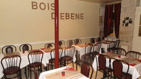 Le Bois D'Ebène, Paris
