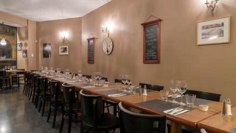 Café des Gourmets, Bordeaux