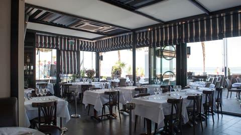 Café de la Plage-Restaurant Chez Pierre, Arcachon