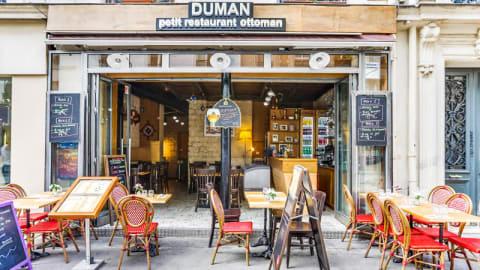 Petit Restaurant Ottoman, Paris