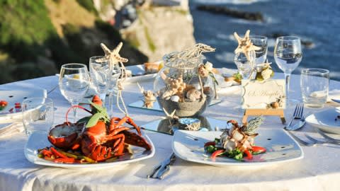 Capricci d'Ischia Romantica Resort & Spa, Sant'Angelo