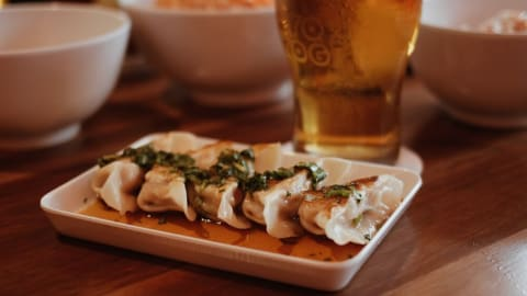 Harajuku Gyoza - Beer Stadium (Darling Harbour), Sydney