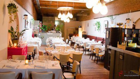 Restaurant Karakter, Rotterdam