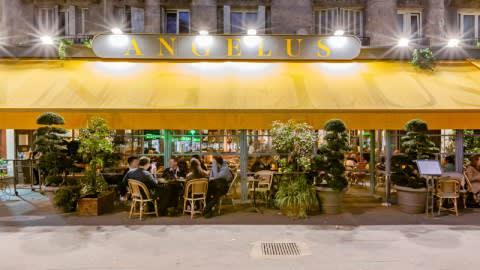 Angelus, Paris