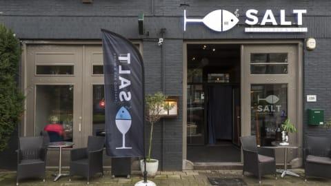 Restaurant Salt Seafoodbar & Wines, Heemstede