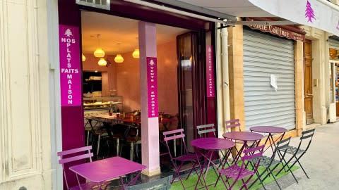 Désir Libanais, Paris